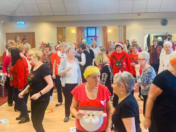 Annas Dance Group Pensioners