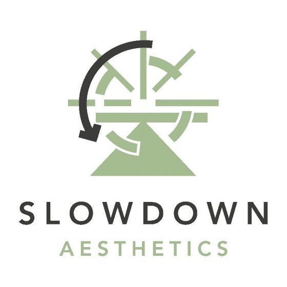 Slowdown Aesthetics logo