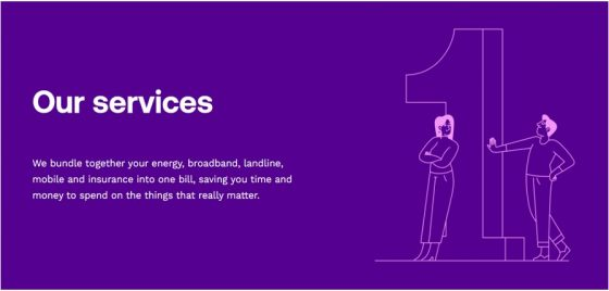 Utility Warehouse Services